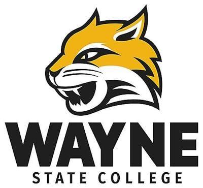 Wayne State College logo NDN