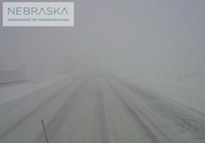 Snow in Western Nebraska