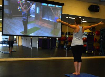 Many Nebraska businesses, including yoga studios and gyms, have gone virtual during the pandemic with help from the Center for Rural Affairs.