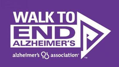 Walk to End Alzheimer's logo NDN