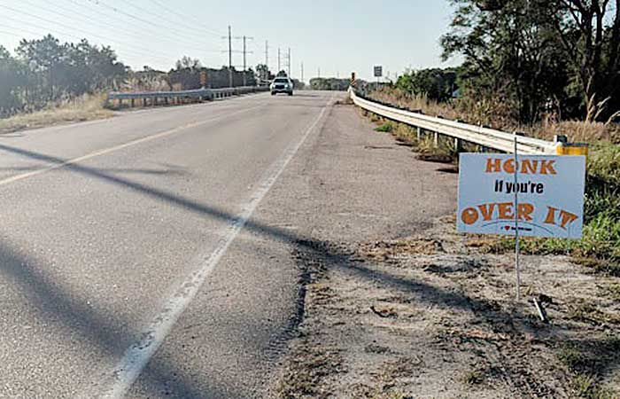 Highway 57 bridge reopening