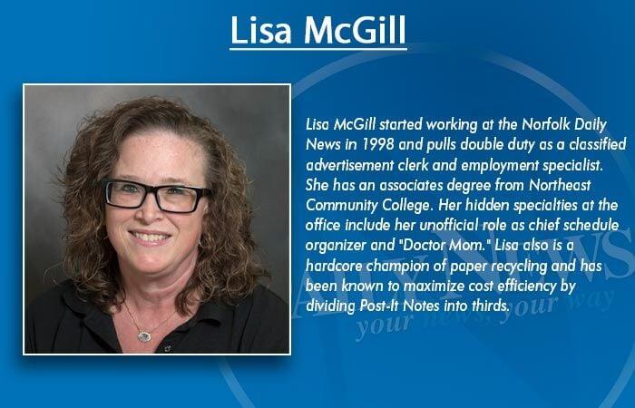 Lisa McGill mug