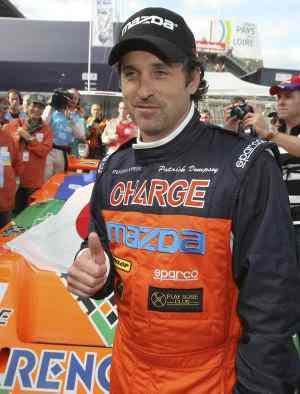 Patrick Dempseys Le Mans Journey Headed For Tv Entertainment