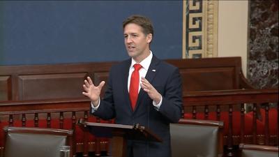 Sasse on Senate Floor