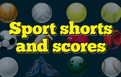 Sport shorts and scores from the weekend | Sports