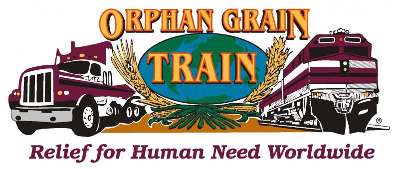 Image result for orphan grain train logo