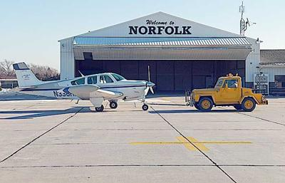 Norfolk Regional Airport NDN