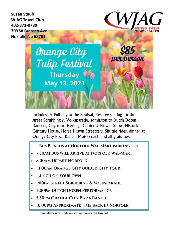 Orange City Tulip Festival