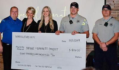 Briggs and barrett fundraiser