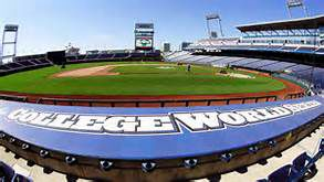 College World Series bracket set for TD Ameritrade Park Omaha