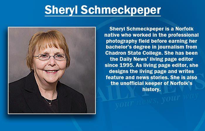 Sheryl Schmeckpeper