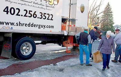 Secure shredding provided at five sites | News