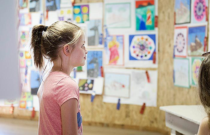 Madison fair art show