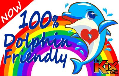 Get ready for Dolphin Friendly Friday!