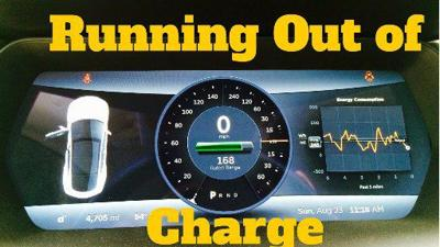Moron of the Morning: High Speed Chase Ends When Electric Car's