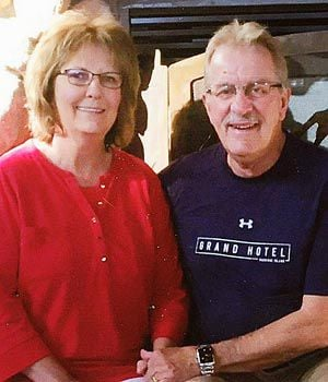 Terry and Gloria Spence