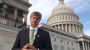 Congressman Jeff Fortenberry at the nation's Capitol