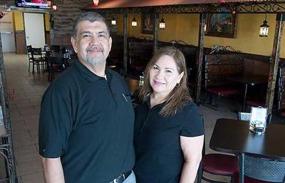 Arturo and Ofelia De La Paz