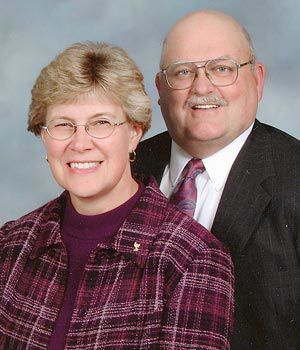 Steve and Peggy Wragge