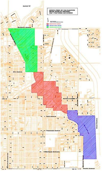 Riverfront Overlay District