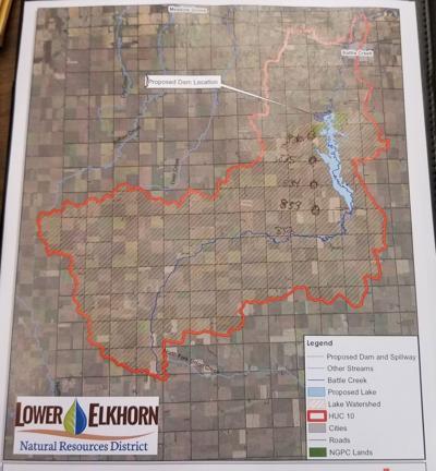 Battle Creek Flood Control Project