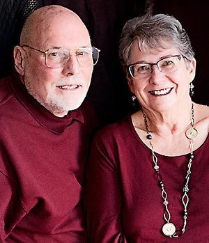 Fred and Joanne Prauner