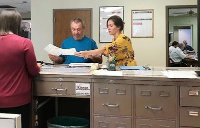 Antelope County recall