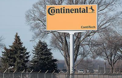 Continental expanding