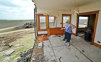 Family homestead gone