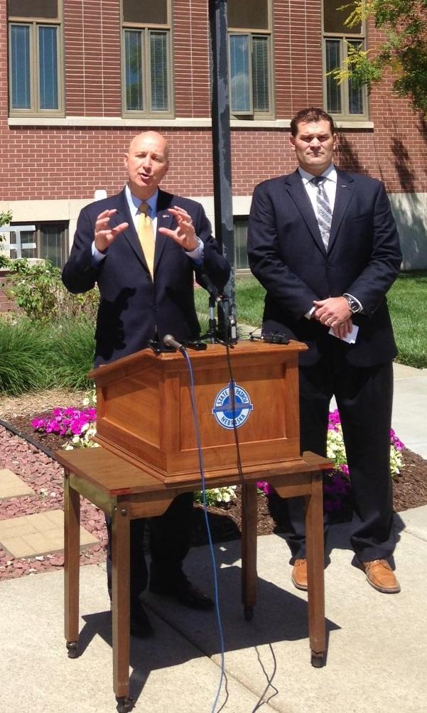 Gov Ricketts Orders Review Of Nsp In Wake Of Questions