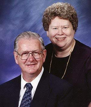 Garry and Shirley Repp