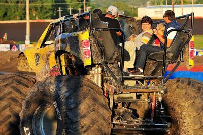 Big wheels, big fun at Off Road