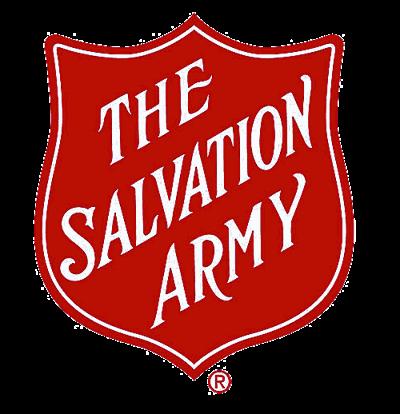 Salvation Army logo NDN