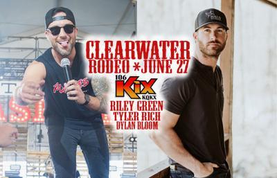 106 KIX Concert Update: Clearwater Rodeo