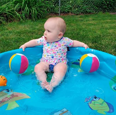 Backyard swimming pools hard to come by this summer
