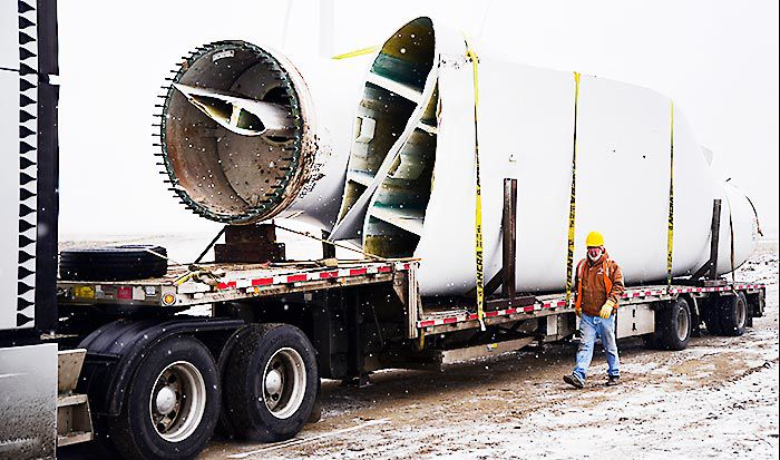 Exchange Turbine Blades