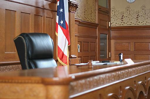 Court bench NDN