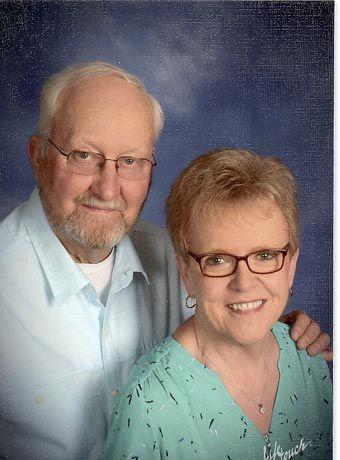 Joe and Connie Throener