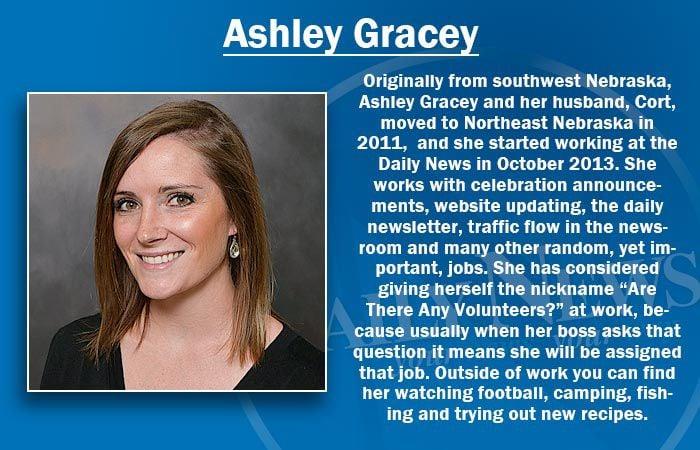 Ashley Gracey