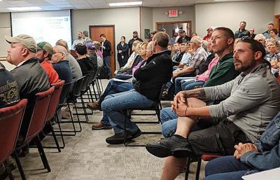 NRD meeting in Battle Creek