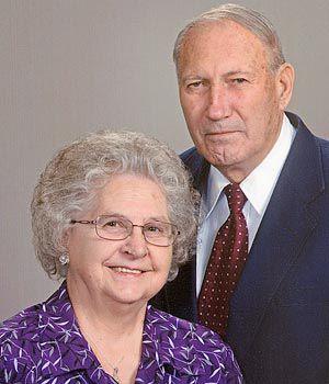 Vernon and Joan Hansen