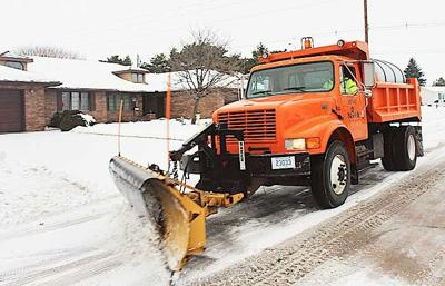 Snow removal archive