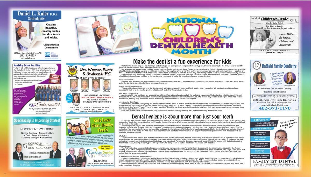 2021 Children's Dental