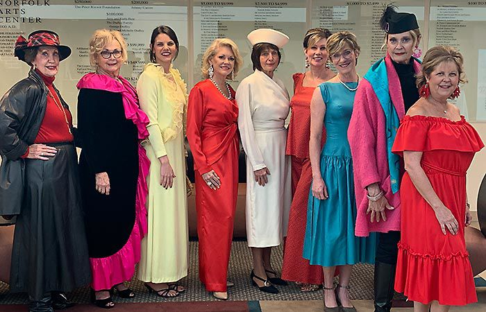 2019 Ladies Guild Luncheon and Retro Fashion Show
