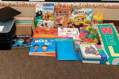 Community 'adopting' local teachers to help with school supply purchases