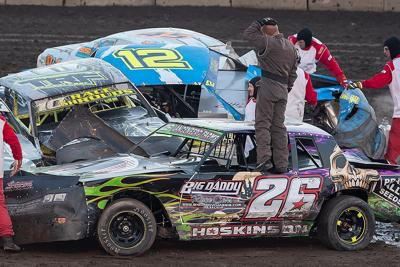 Points races enter home stretch at Off Road Speedway