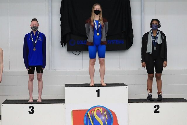 2021 state swim and dive meet