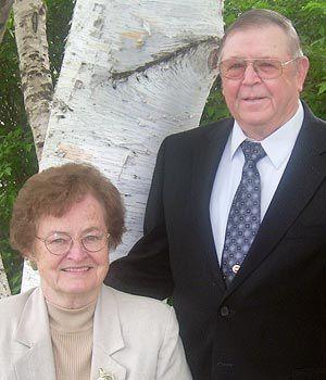 Gary and Roberta (Wilcox) Lute