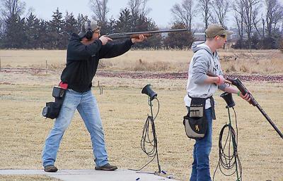 Northeast trap shooting