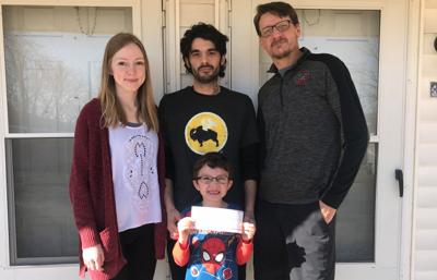 Thanks for raising $1,300!